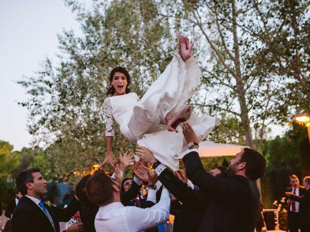 La boda de Adrián y Sandra en Collado Villalba, Madrid 6