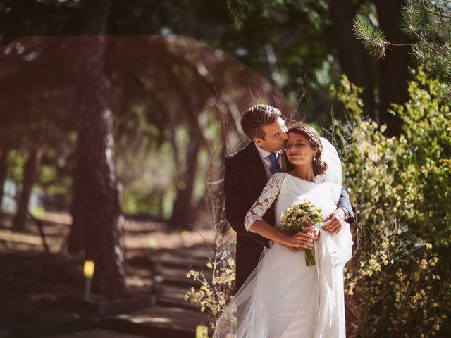 La boda de Adrián y Sandra en Collado Villalba, Madrid 23