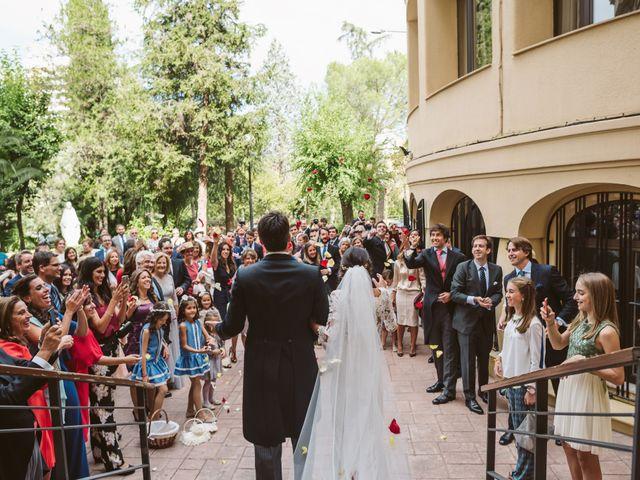 La boda de Adrián y Sandra en Collado Villalba, Madrid 26