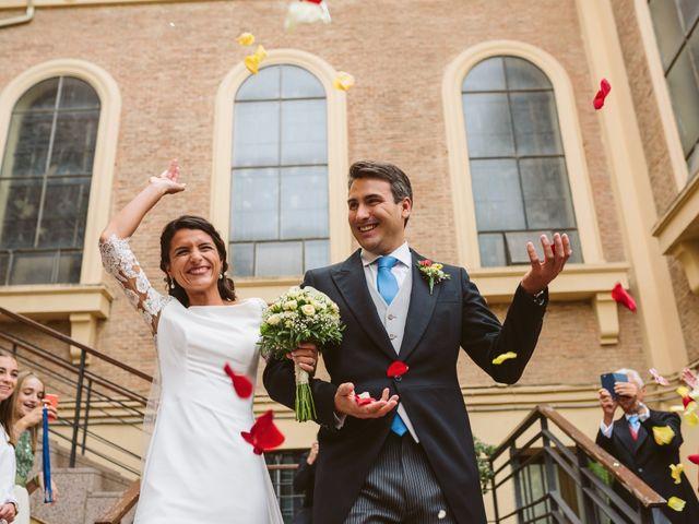 La boda de Adrián y Sandra en Collado Villalba, Madrid 28