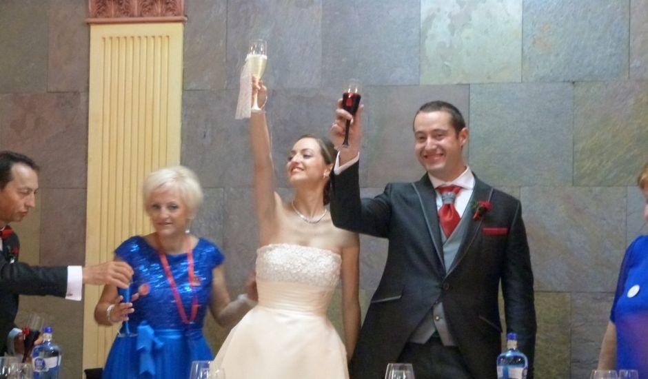 La boda de Fernando y Sara  en Sant Vicent Del Raspeig/san Vicente Del, Alicante