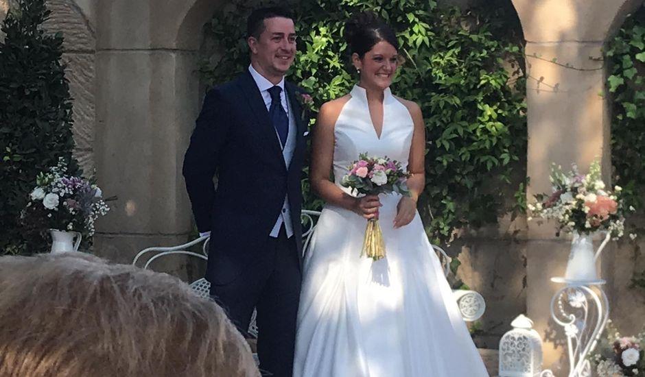La boda de Luis y Angela en Pedrola, Zaragoza