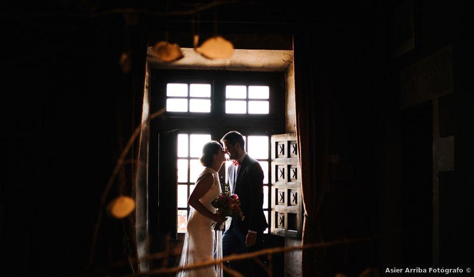 La boda de Marcos y Bea en Zurbano, Álava