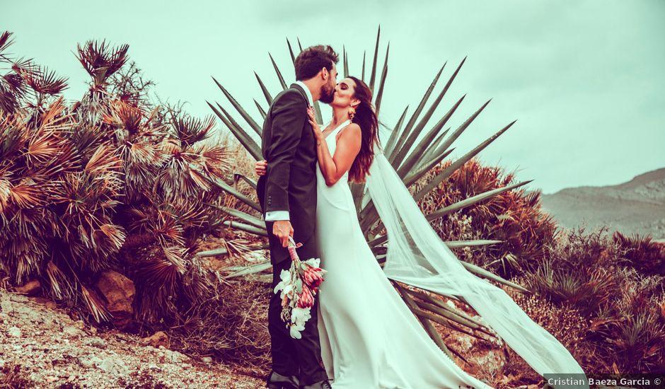 La boda de Nacho y Tania en El Cabo De Gata, Almería
