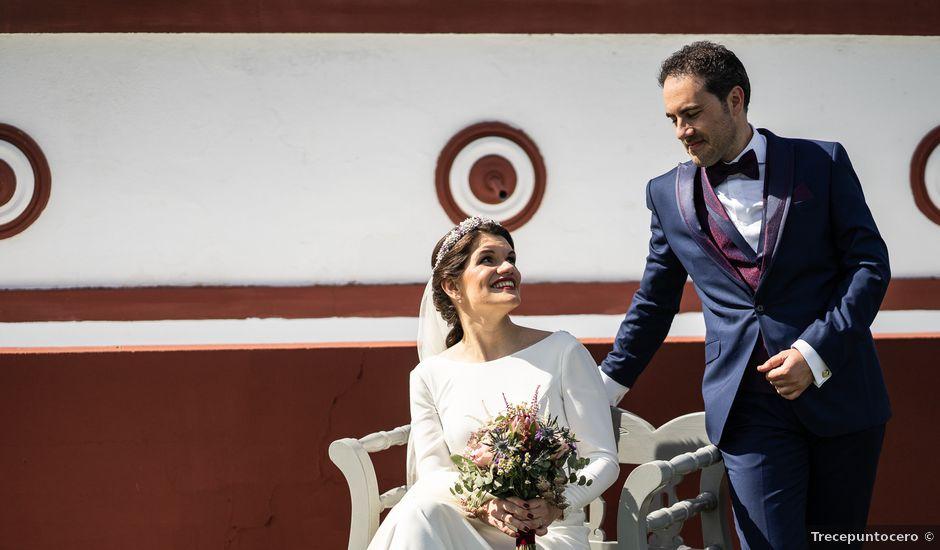 La boda de Manuel y Valme en Carmona, Sevilla