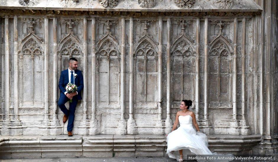 La boda de Silvia y Albert en Lloret De Mar, Girona