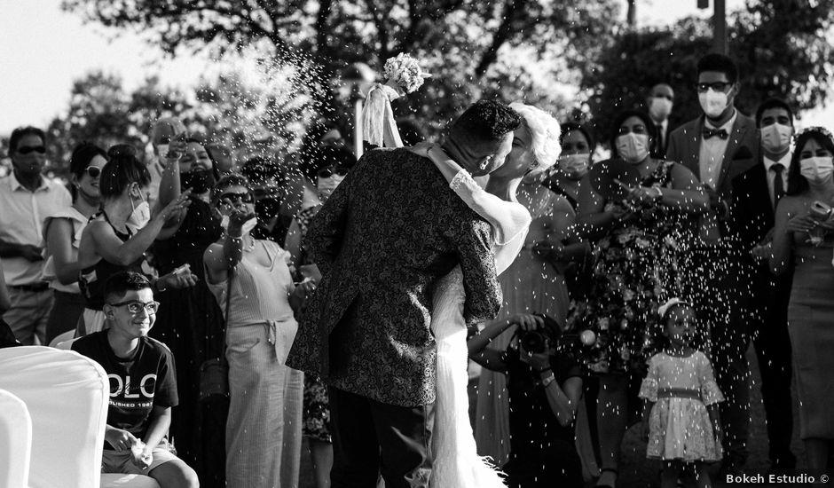 La boda de Dani y Guada en Talayuela, Cáceres