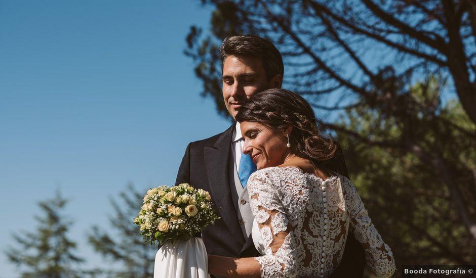 La boda de Adrián y Sandra en Collado Villalba, Madrid