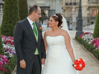 La boda de Daniel y Noelia 1