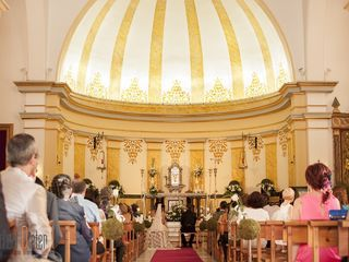 La boda de Orta  y Beatriz 1