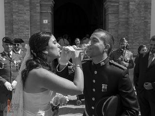 La boda de Orta  y Beatriz