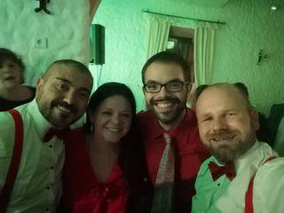 La boda de Tommy y Antonio 2