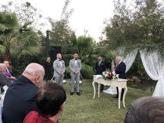 La boda de Tommy y Antonio