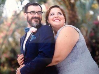 La boda de Flor y Sergio