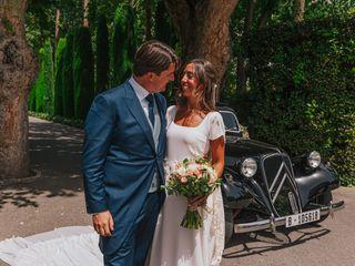 La boda de Juan Pablo y Eva