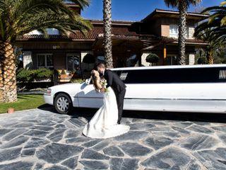 La boda de Ana María y Alfredo
