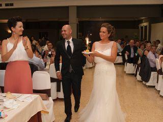 La boda de Celia y Arturo