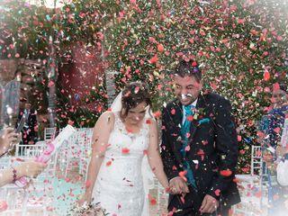 La boda de Ana Cristina y Cesar
