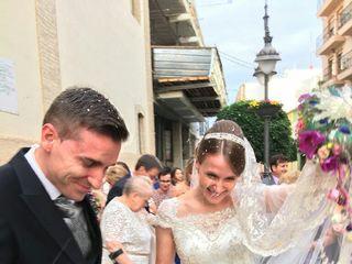 La boda de Mar y José 3
