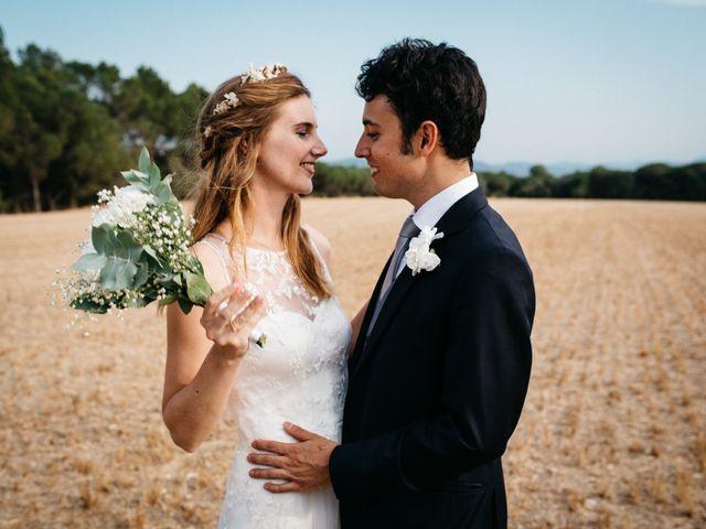 La boda de Milouke y Alex