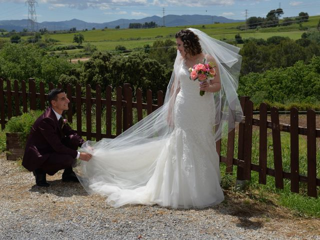 La boda de Jonathan y Laura en Rubi, Barcelona 1