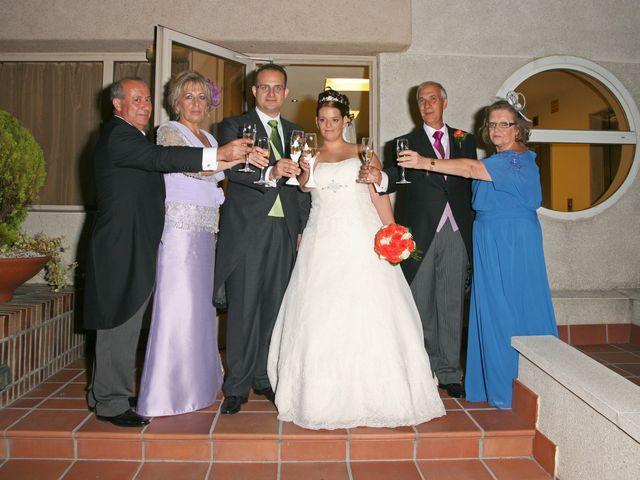 La boda de Noelia y Daniel en Madrid, Madrid 2