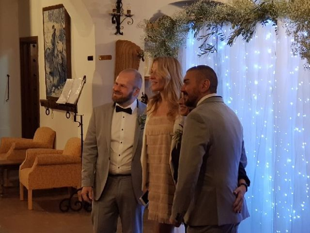 La boda de Antonio y Tommy en Casarabonela, Málaga 2
