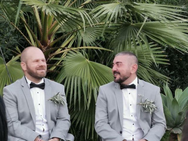 La boda de Antonio y Tommy en Casarabonela, Málaga 1