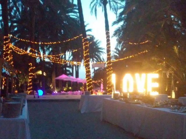 La boda de Sergio y Flor en Alacant/alicante, Alicante 1