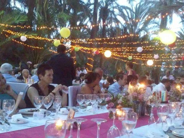 La boda de Sergio y Flor en Alacant/alicante, Alicante 2