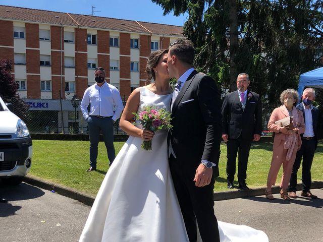 La boda de Andrea y Javi