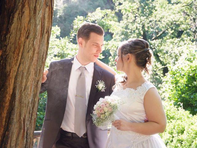 La boda de David y Naiara