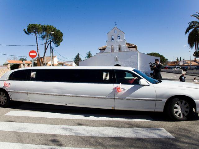 La boda de Alfredo y Ana María en Cubas De La Sagra, Madrid 8