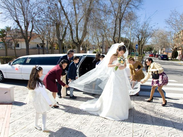 La boda de Alfredo y Ana María en Cubas De La Sagra, Madrid 9