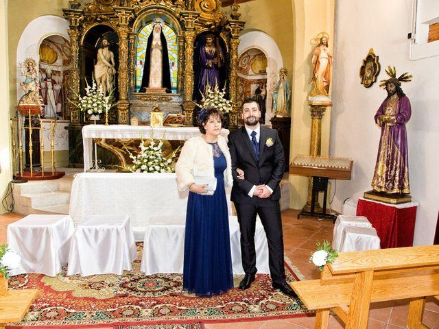 La boda de Alfredo y Ana María en Cubas De La Sagra, Madrid 11