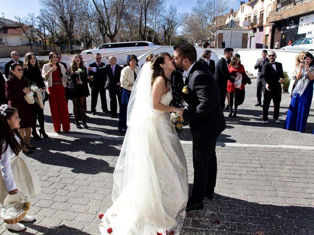 La boda de Alfredo y Ana María en Cubas De La Sagra, Madrid 14