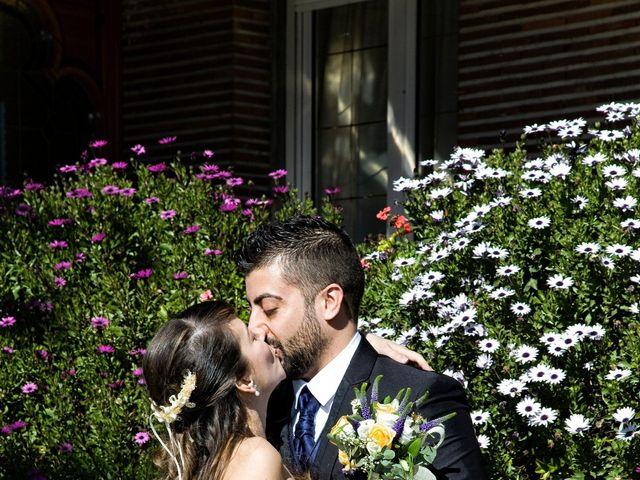 La boda de Alfredo y Ana María en Cubas De La Sagra, Madrid 15