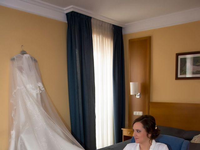 La boda de Cesar y Ana Cristina en Almería, Almería 5