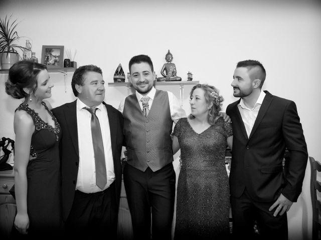 La boda de Cesar y Ana Cristina en Almería, Almería 27