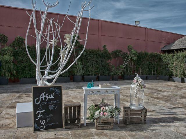 La boda de Cesar y Ana Cristina en Almería, Almería 28