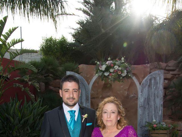 La boda de Cesar y Ana Cristina en Almería, Almería 30