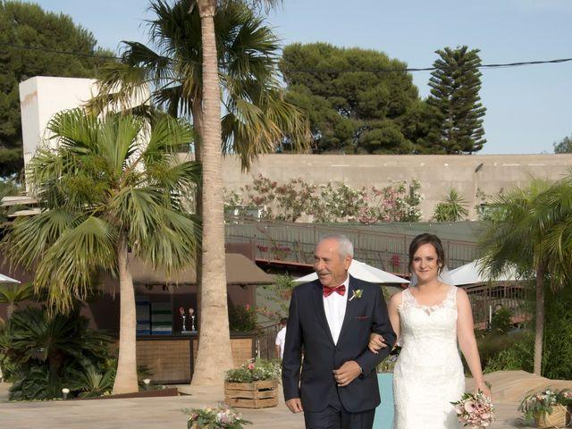 La boda de Cesar y Ana Cristina en Almería, Almería 32