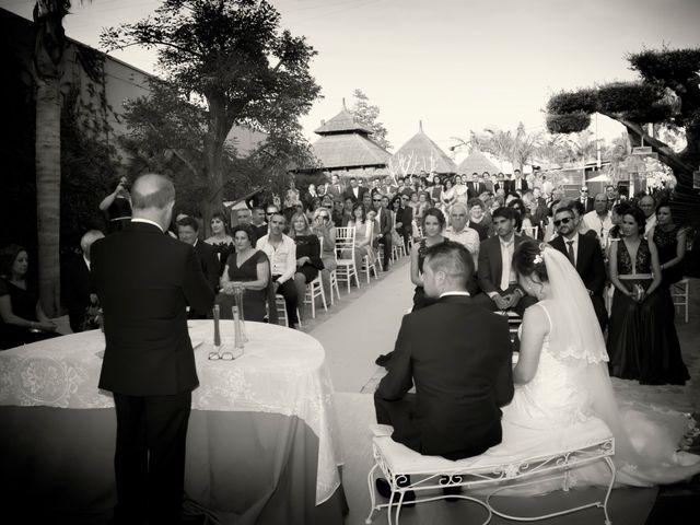 La boda de Cesar y Ana Cristina en Almería, Almería 34