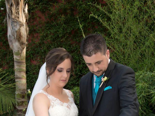 La boda de Cesar y Ana Cristina en Almería, Almería 36