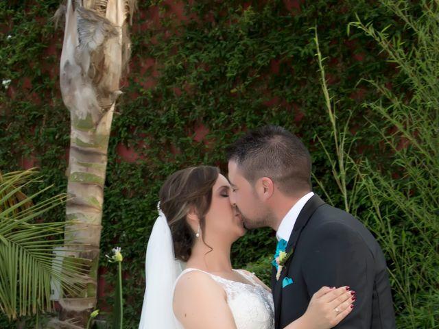 La boda de Cesar y Ana Cristina en Almería, Almería 38