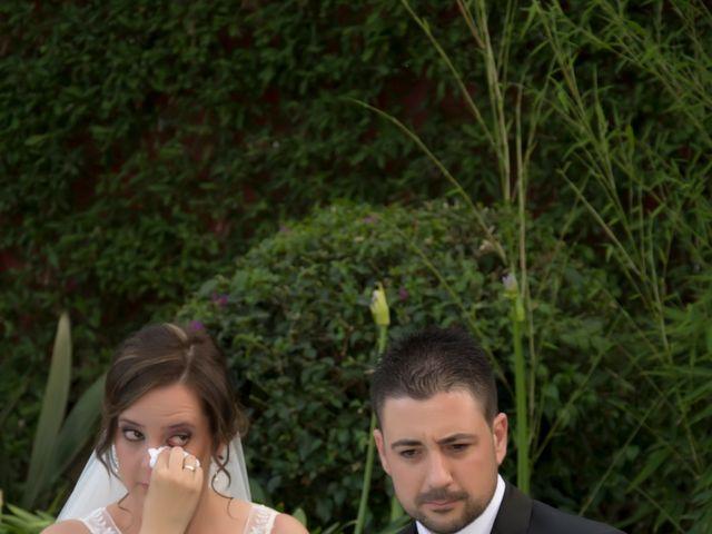 La boda de Cesar y Ana Cristina en Almería, Almería 40