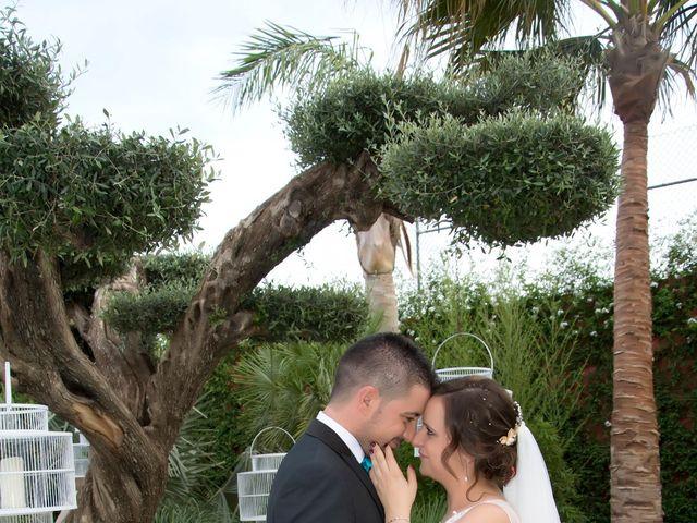 La boda de Cesar y Ana Cristina en Almería, Almería 44
