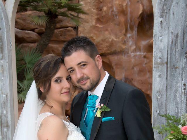 La boda de Cesar y Ana Cristina en Almería, Almería 45