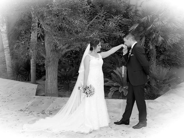 La boda de Cesar y Ana Cristina en Almería, Almería 49