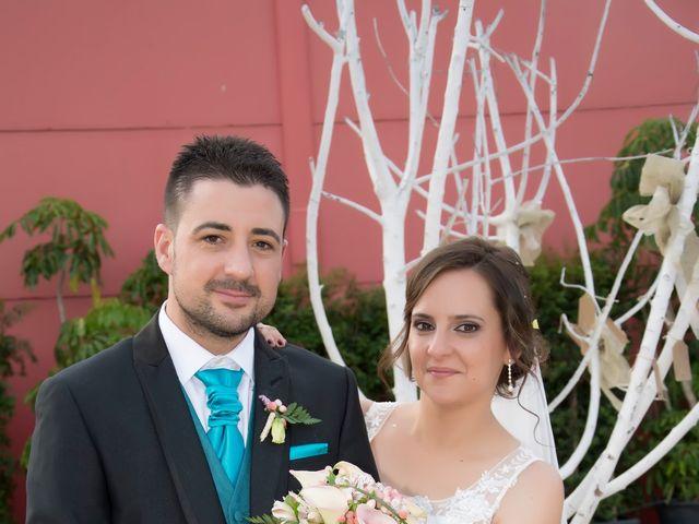 La boda de Cesar y Ana Cristina en Almería, Almería 51